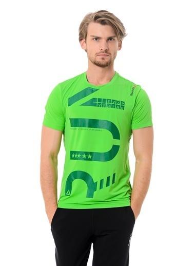 Baskılı Tişört-Reebok